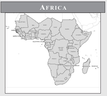 Aids Map Of Africa.Iv Maps With Regional Law Enforcement Statistics And The Link