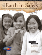 2008 To Walk the Earth in Safety report cover