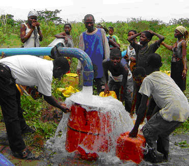 Box 3.4:  Developing a Water Compact with Mozambique [State Dept. Image]
