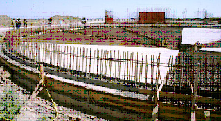 Figure 3.2:  Clarifier Tank in Erbil, Iraq [State Dept. Image]