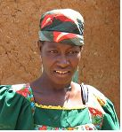 Date: 03/03/2009 Description: 2009 International Woman of Courage Awardee: Hadizatou Mani of Niger State Dept Photo
