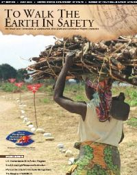 Date: 07/07/2009 Description: 2009 To Walk The Earth In Safety Report © State Dept Image