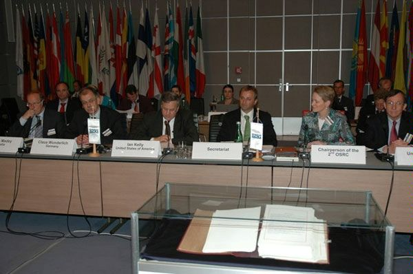 Second Review Conference for the Open Skies Treaty
