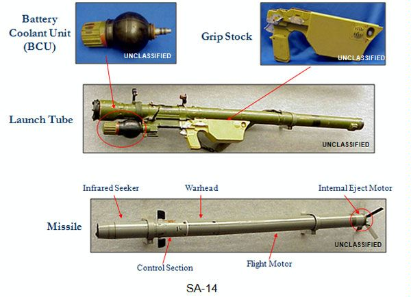 Marine Battery Group Size Chart: MANPADS: Combating the Threat to Global Aviation,Chart