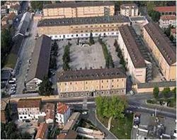 Date: 2011 Description: Aerial view of the Center of Excellence for Stability Peace Units (COESPU) in Vicenza, Italy. - State Dept Image