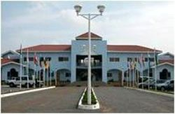 Date: 2011 Description: Kofi Annan International Peacekeeping Training Centre (Accra, Ghana). - State Dept Image