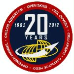 Date: 02/23/2012 Description: Open Skies 20th anniversary logo - State Dept Image