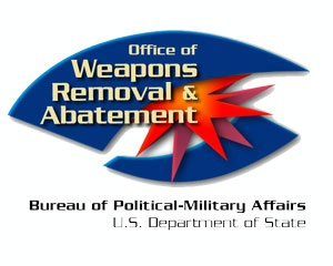 Date: 2012 Description: Office of Weapons Removal and Abatement (WRA) logo. - State Dept Image