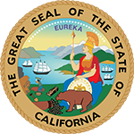 Date: 11/05/2013 Description: California state seal © Public Domain