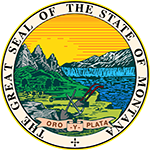 Date: 11/05/2013 Description: Montana state seal © Public Domain