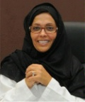 Date: 03/03/2014 Description: Dr. Maha Al Muneef from Saudi Arabia. 2014 International Women of Courage Award Winner. - State Dept Image