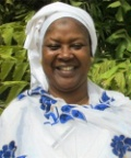 Date: 03/03/2014 Description: Ms. Fatimata Touré from Mali. 2014 International Women of Courage Award Winner. - State Dept Image