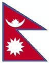 Date: 03/06/2014 Description: Flag of Nepal. CIA World Factbook