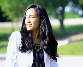 Asian-American and Pacific Islander Heritage Month 2014: Rebecca Abraham