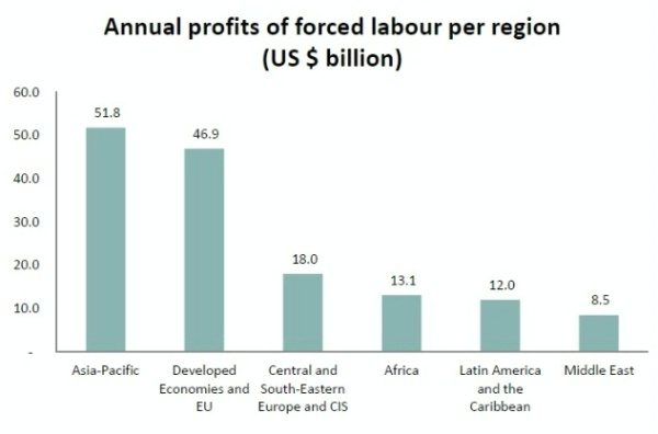 Manufacturing Organizational Chart: Profits and Poverty: The Economics of Forced Labor--International ,Chart