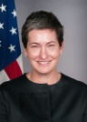 Date: 07/14/2014 Description: PDAS Virginia Bennett - State Dept Image