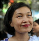 Date: 03/02/2015 Description: 2015 IWOC: May Sabe Phyu  - State Dept Image
