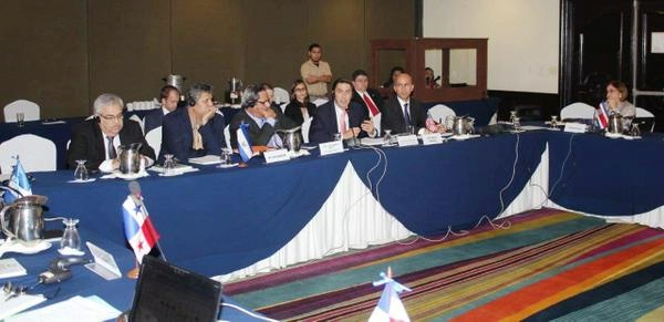 Special Envoy Amos Hochstein engages with Central American Energy Ministers on regional energy integration.