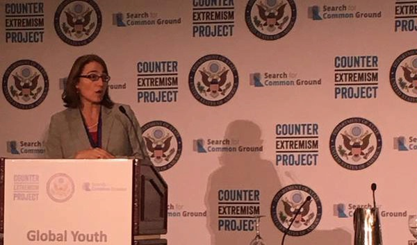 Under Secretary Sewall delivers remarks at the Global Youth Summit Against Violent Extremism on the margins of UNGA 70.