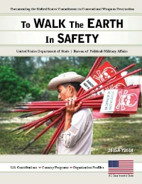 Date: 2015 Description: 2015 To Walk the Earth in Safety - State Dept Image