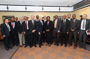 Date: 02/18/2016 Description: Special Envoy Booth with JMEC Partners Group in Nairobi, Kenya February 18, 2016 - State Dept Image