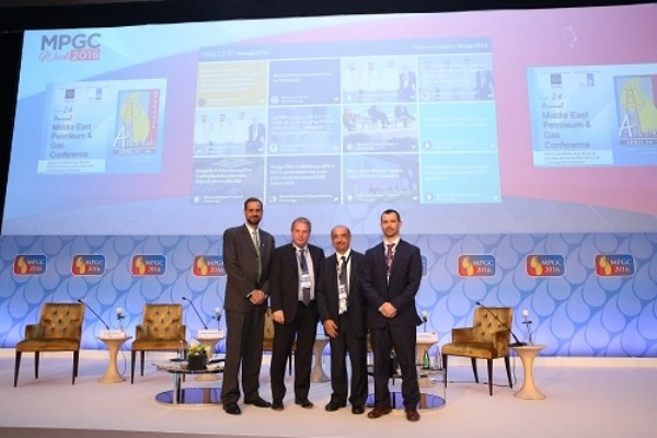 ENR Director Rick Westerdale participates in a panel discussion in the Middle East Petroleum and Gas Conference on Energy Security: U.S. Foreign Policy Perspectives & The Resilience of Shale.