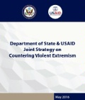 Date: 05/25/2016 Description: Department of State & USAID Joint Strategy on Countering Violent Extremism - State Dept Image