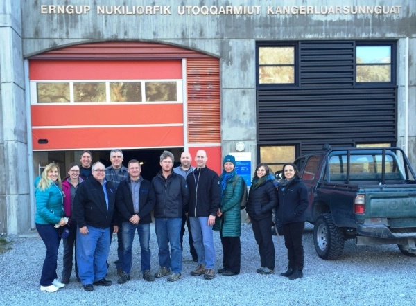 ENR leads Alaskan delegation to meeting on renewable energy and micro-grids in Greenland