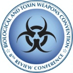 Date: 10/14/2016 Description: Biological Weapons Convention (BWC) logo. - State Dept Image