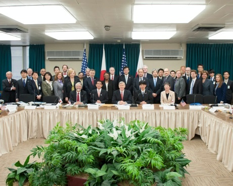 Date: 2013 Description: 2013 U.S.-Japan Joint High-Level Committee Meeting on Science and Technology Cooperation - State Dept Image