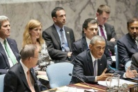 Date: 01/05/2017 Description: President Obama chairs a UN Security Council summit on foreign terrorist fighters, September 2014. © UN Image