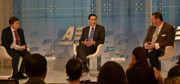 Special Envoy Amos Hochstein speaks on OPEC and U.S. energy leadership at the American Enterprise Institute (Washington D.C.)