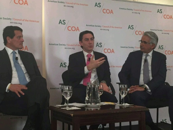 Special Envoy Amos Hochstein speaks on energy security in Latin America at the Council of the Americas (New York)